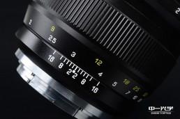 SpeedMaster 85mm F1.2 for NF 全片幅單眼鏡頭