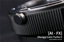 減焦環 2代 Lens Turbo II Nikon AI (G) -FX 富士Fuji相機 減焦增光環廣角轉接環