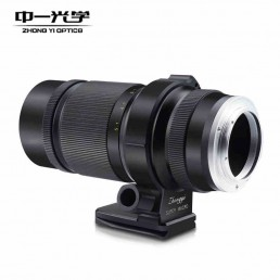 中一光學 85mm F2.8 全幅5倍超微距鏡